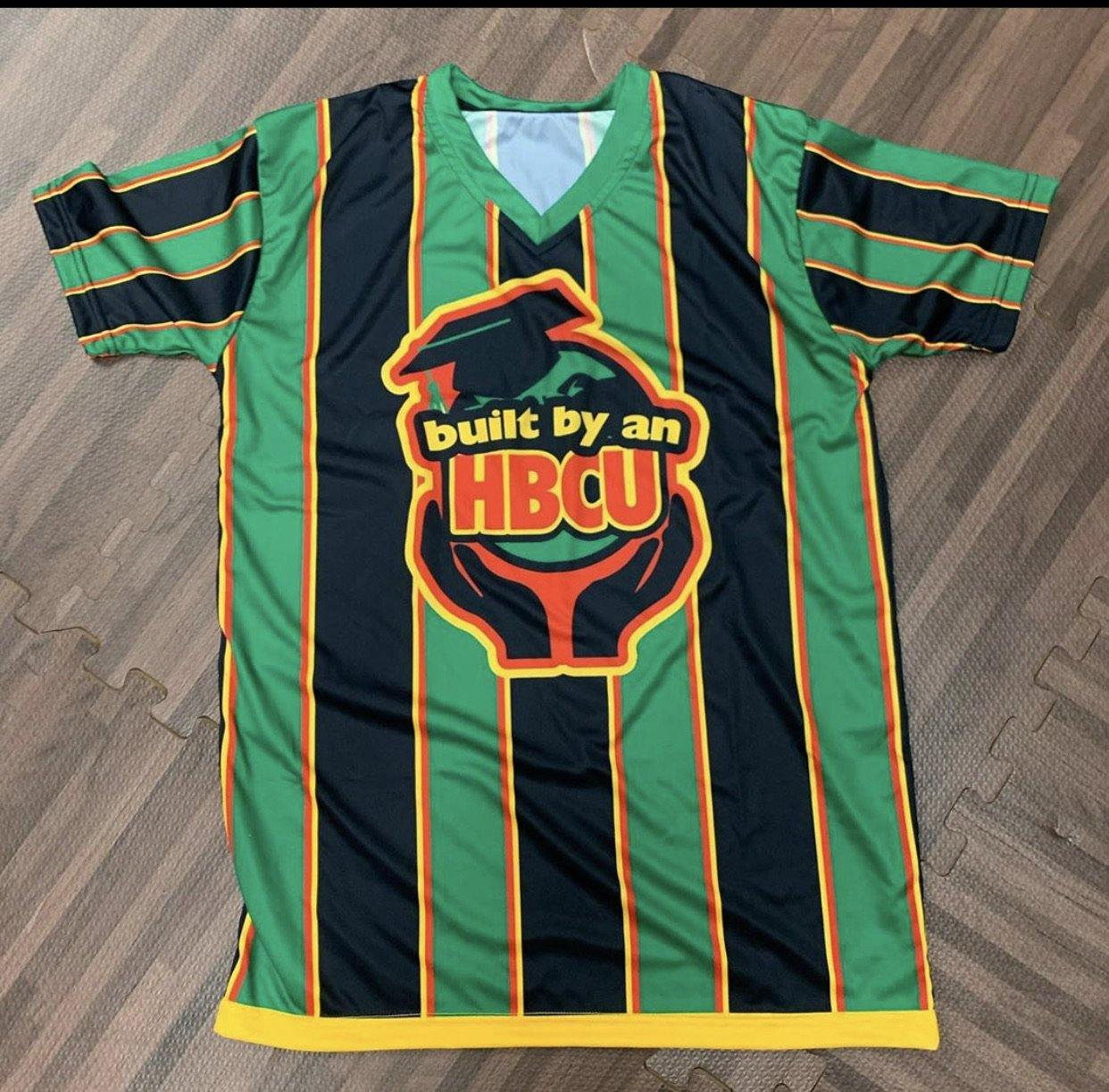 Built by an hbcu jersey