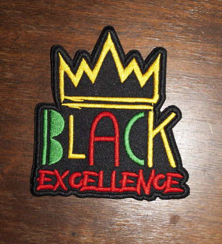 Black Excellence Patch