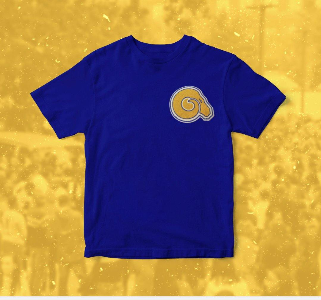 Blue Golden Rams T-Shirt
