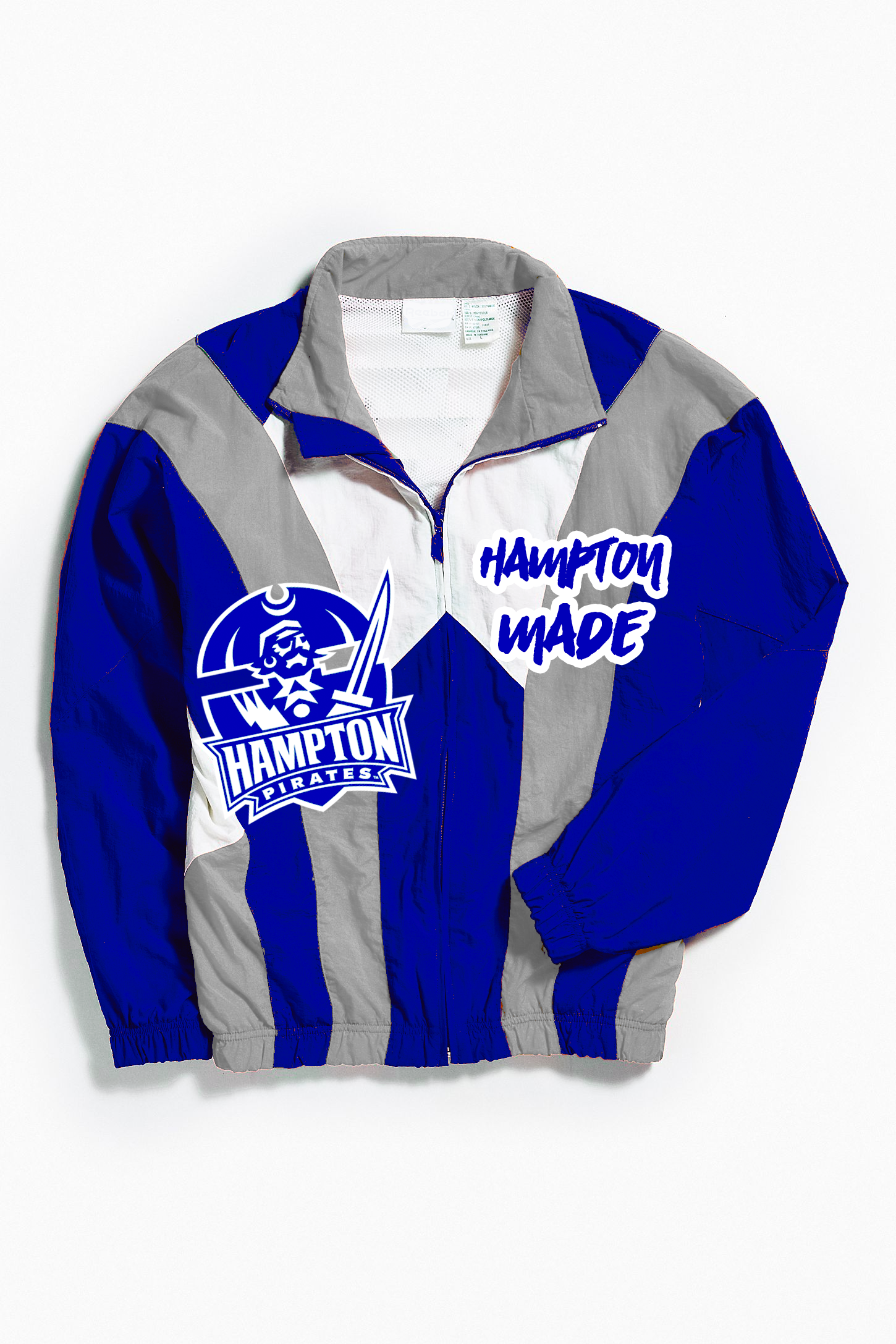 THROWBACK HAMPTON MADE WINDBREAKER
