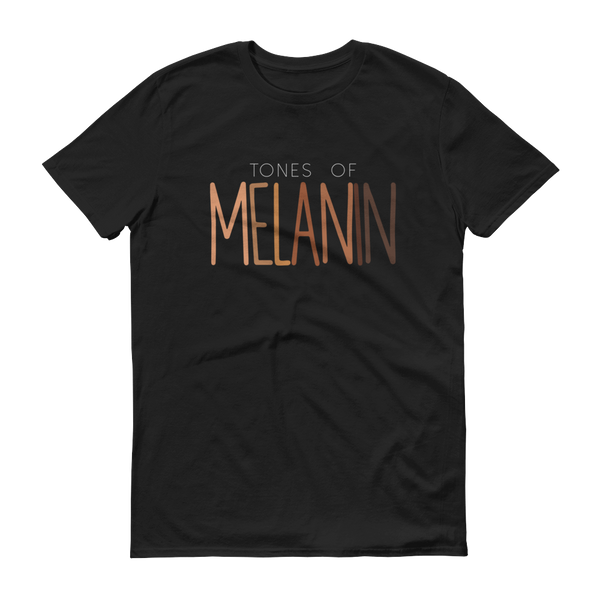 Tones of Melanin Short-Sleeve T-Shirt