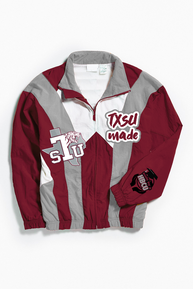 THROWBACK TXSU MADE WINDBREAKER