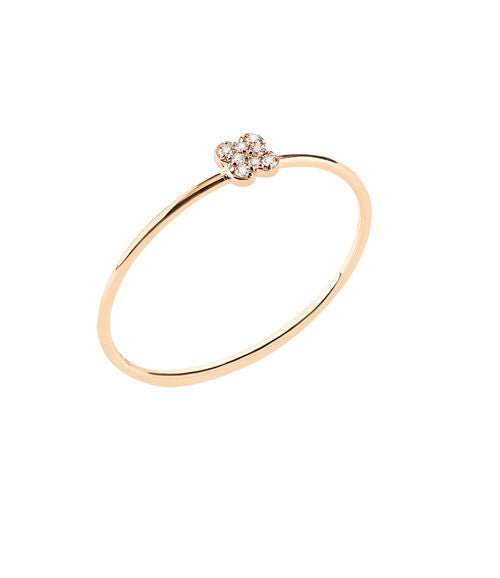Ring Gelbgold Brillanten