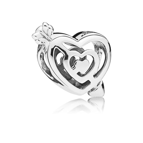 "Pandora Charm ""Path to love"""