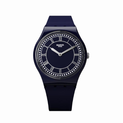 Swatch Armbanduhr - Brit-in Blue Ben