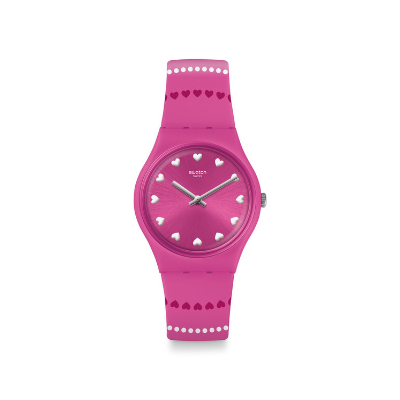 Swatch Armbanduhr - Love is in the Air COEUR DE MANÈGE