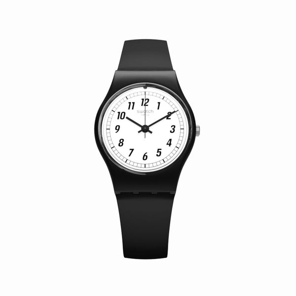 Swatch Armbanduhr - Time to Swatch Something Black
