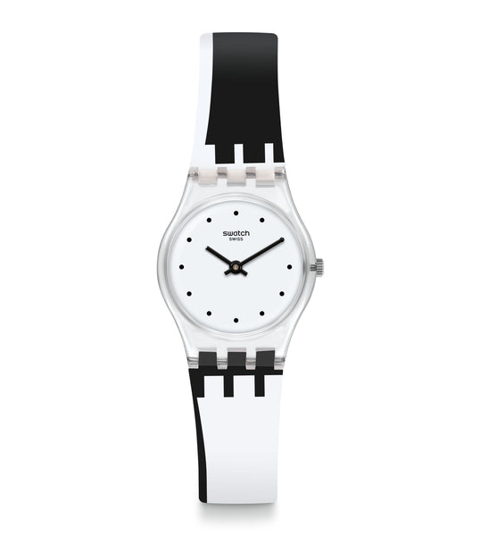 Swatch Armbanduhr - Time to Swatch Dot around the Clock
