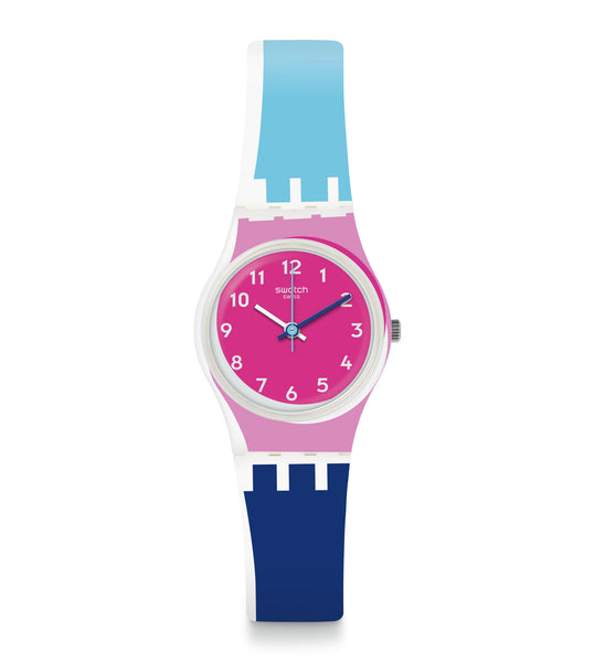 Swatch Armbanduhr - Time to Swatch Attraverso