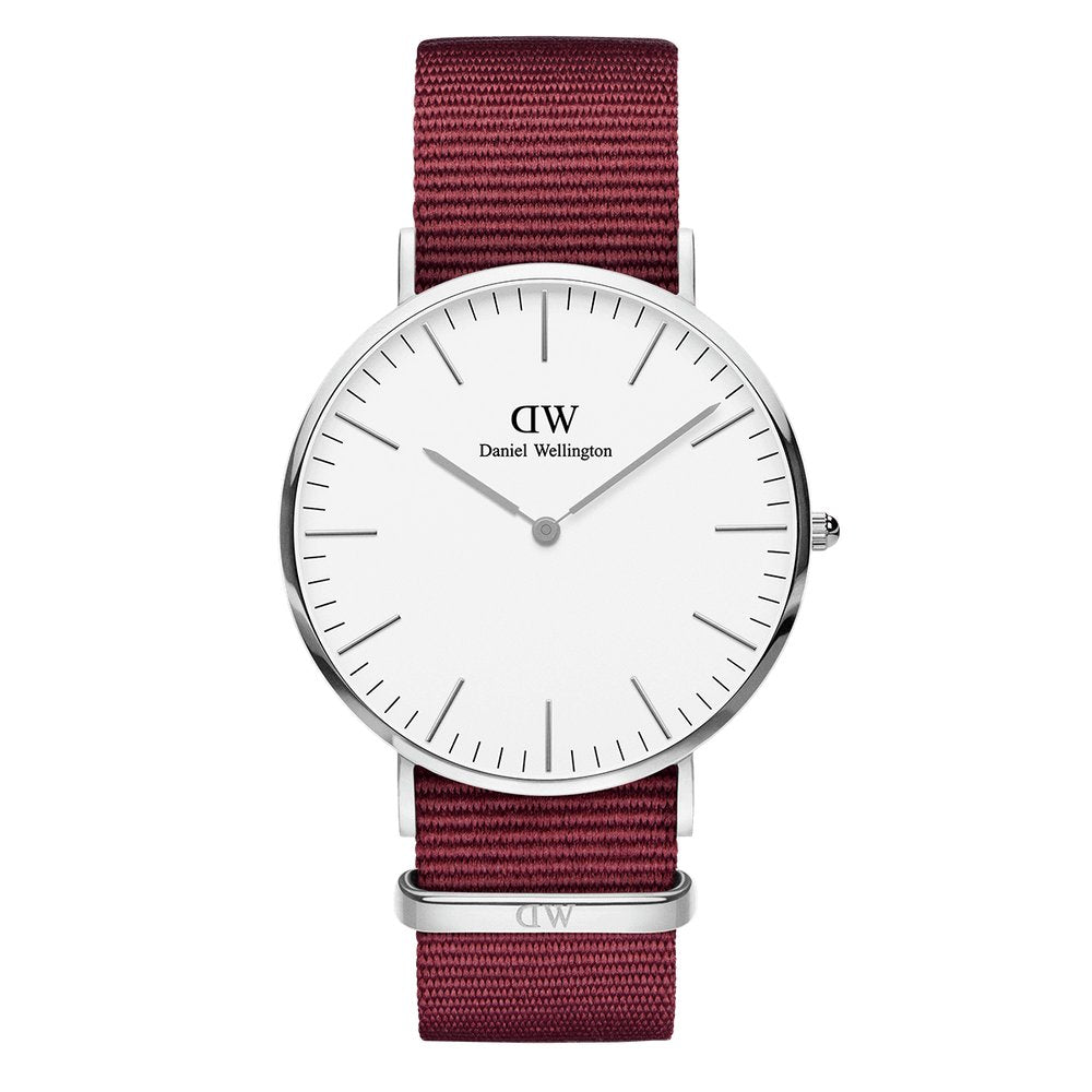 DW - Classic Roselyn | 36 mm silber