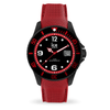 Ice Steel Black red