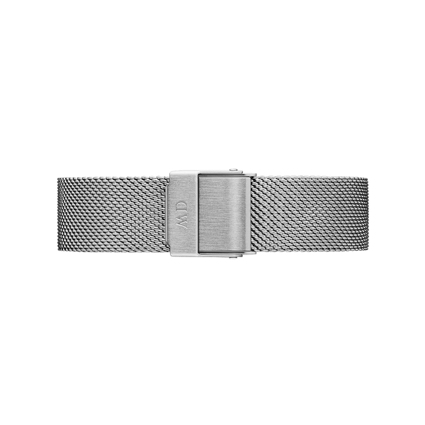 DW Meshband- Classic Petite Sterling | 14mm silber