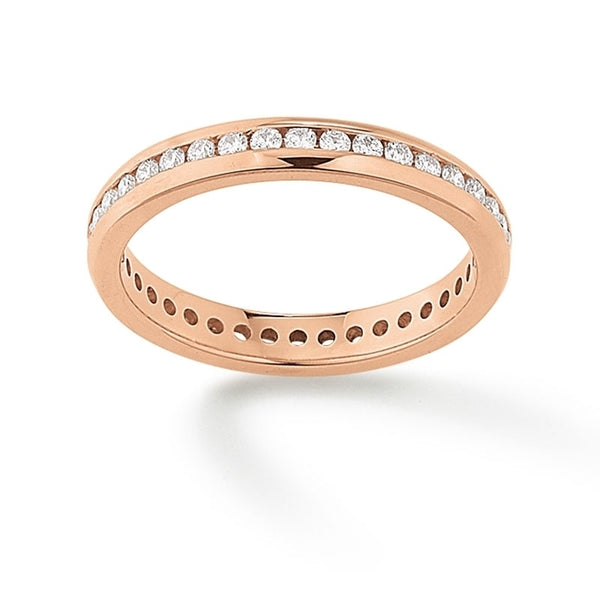 Palido - Memoire Ring Rotgold 585 0,50ct
