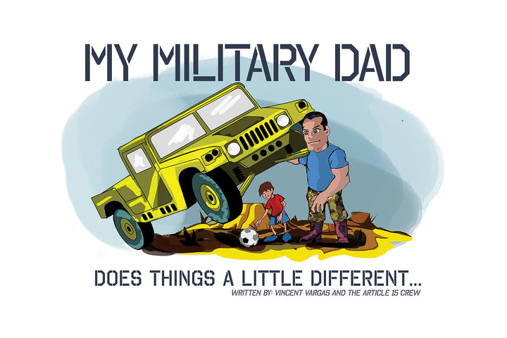 My Military Dad....
