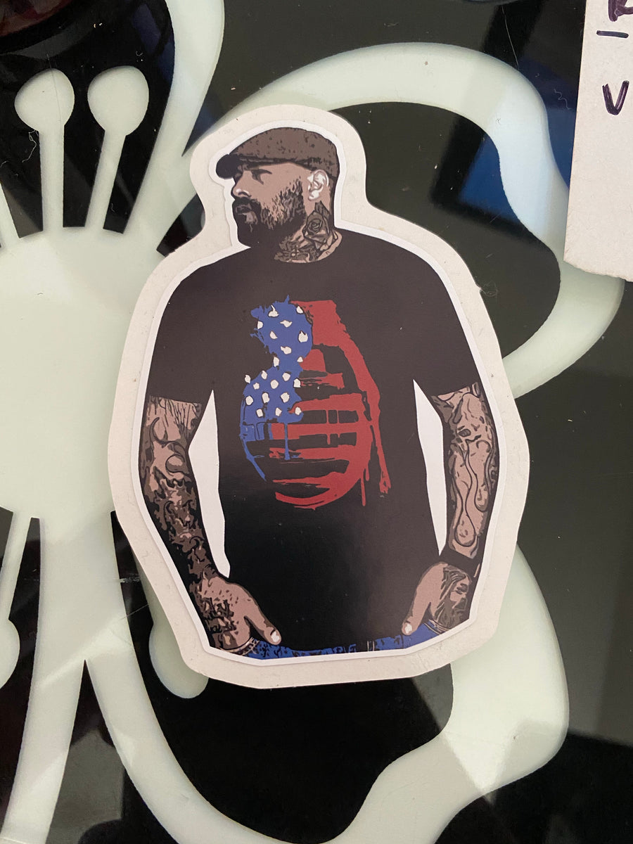 VinnyRoc Sticker