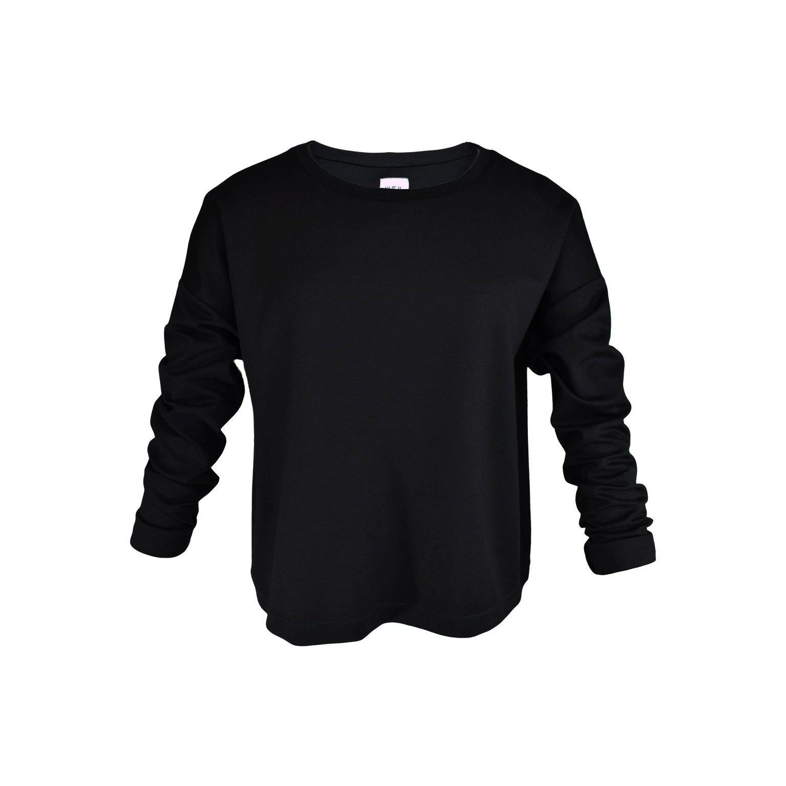 HEL Pullover Boxy Fit mit Elasthan