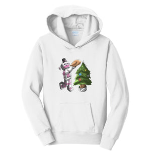 Freddy On Christmas Hoodie