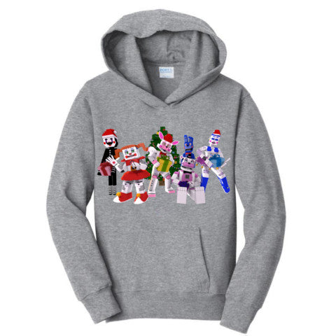 SPECIAL GROUP HOLIDAY Hoodie!