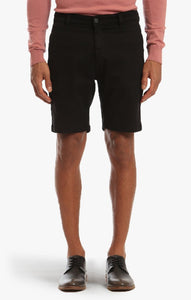 34 Heritage 'Nevada' Shorts - Black Soft Touch