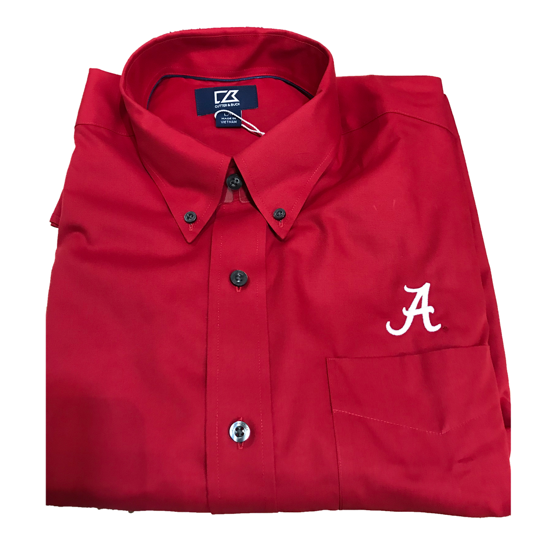 Cutter & Buck Alabama - Solid Red