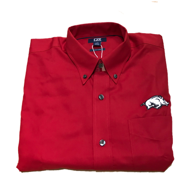 Cutter & Buck Arkansas - Solid Red
