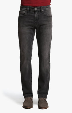 34 Heritage 'Courage' Jeans - Coal Soft Comfort