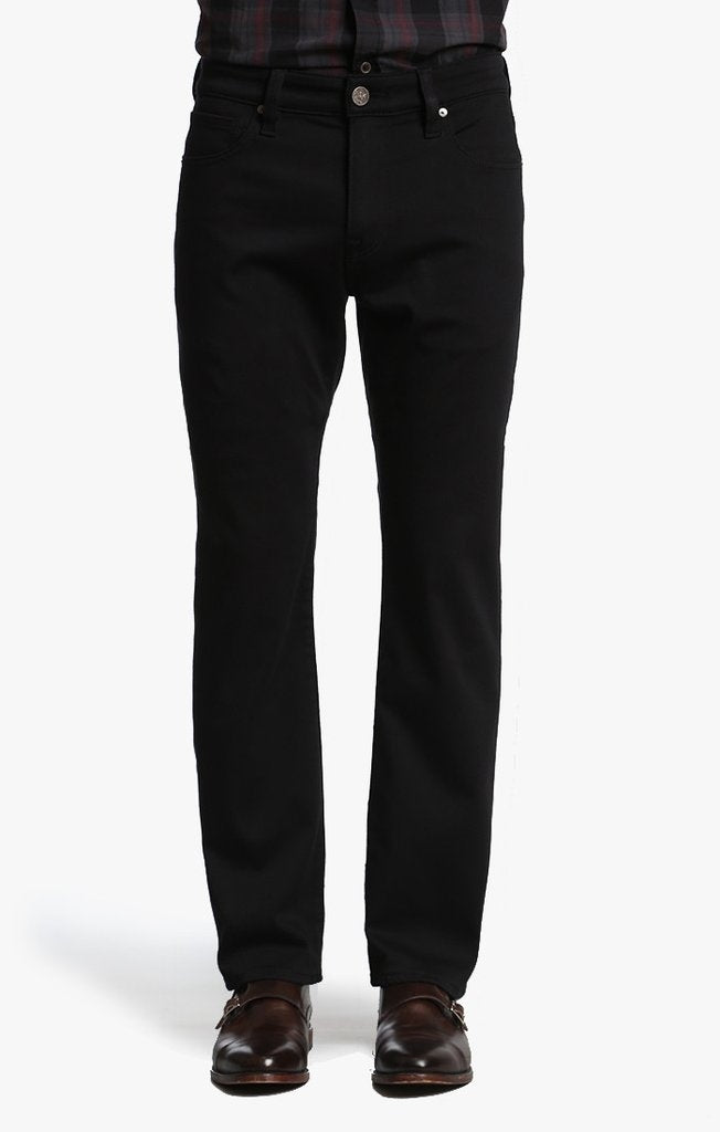 34 Heritage 'Courage' Jeans - Select Double Black