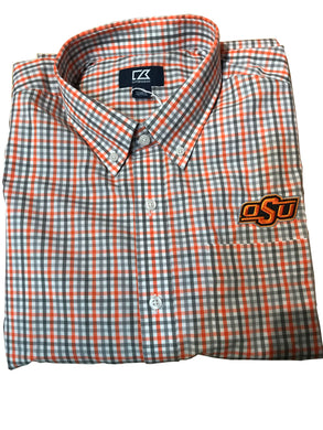 Cutter & Buck OSU - Plaid