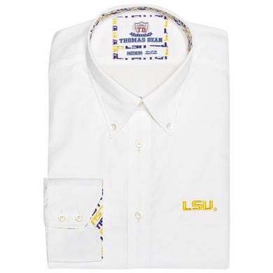 TDC LSU Tigers - White