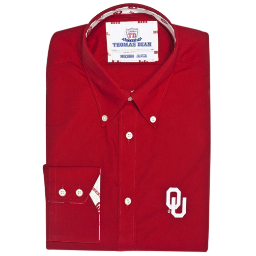 TDC OU Sooners - Crimson Red