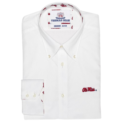 TDC Ole Miss Rebels - White