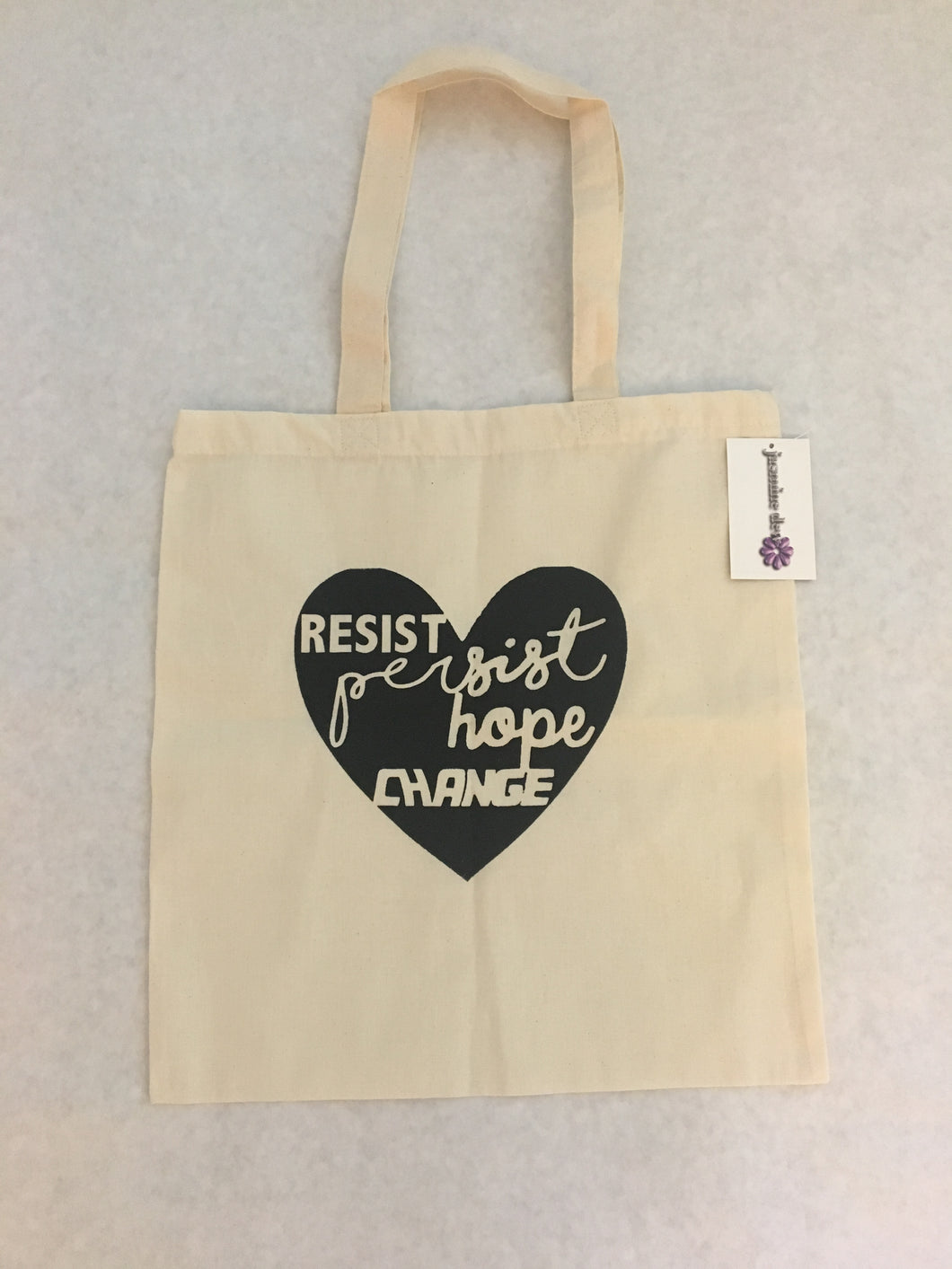 Hope and Change Tote