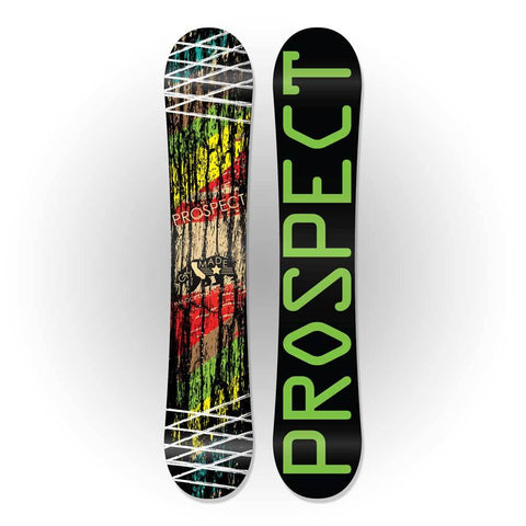 Prospect Snowboards - UNREAL - Tahoe Or Bust