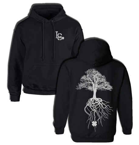 Lucky DEEP ROOTS Hoodie - Black