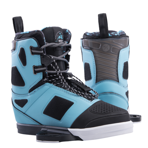 2019 Hyperlite RIOT BLUE System Boots - Guys