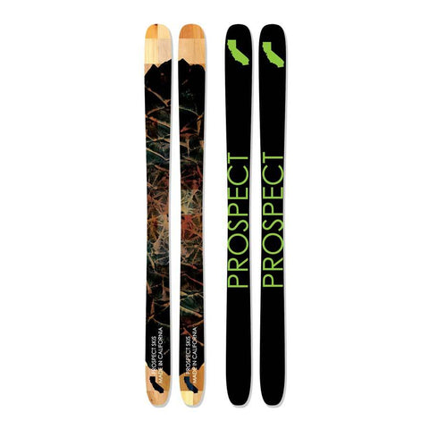 Prospect Skis - All Mountain Slayer - BooYah!