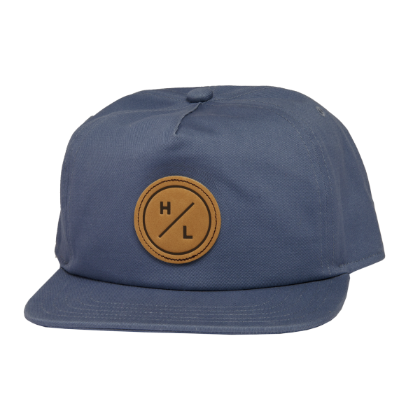 HL Leather Patch Hat