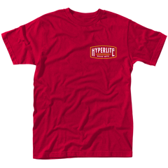 Hyperlite Resin T-Shirt Red