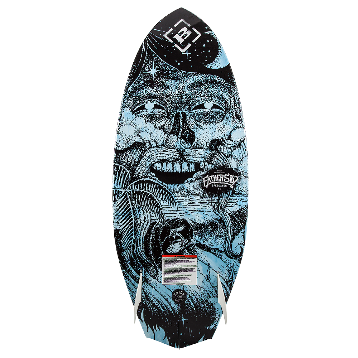 2018 Byerly Wakesurf - SPEEDSTER