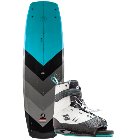 2018 Hyperlite MURRAY w/  FOCUS Bindings - Guys pkg