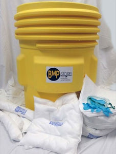 Spill Kit - Oil Only - 65 Gallon Screw Top Overpack