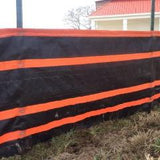 "SMARTfence - Heavy-Duty Silt Fence (36"" and 42"")"