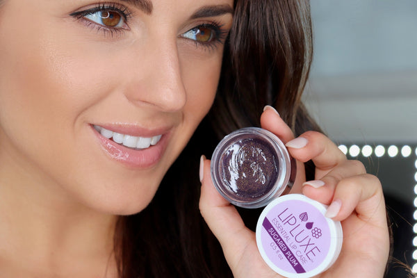 New! Sugared Plum Lip Balm