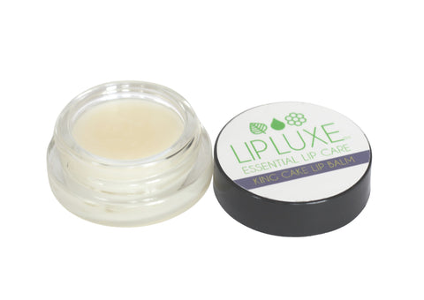 New! King Cake Lip Balm Mini