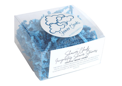 New! AromaLuxe Shower Clouds