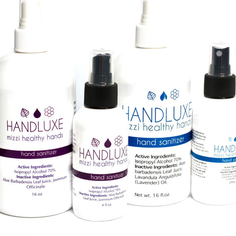 Healthy Hands Sanitizer
