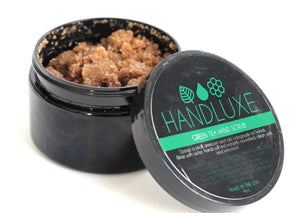 New! Green Tea Hand & Body Scrub