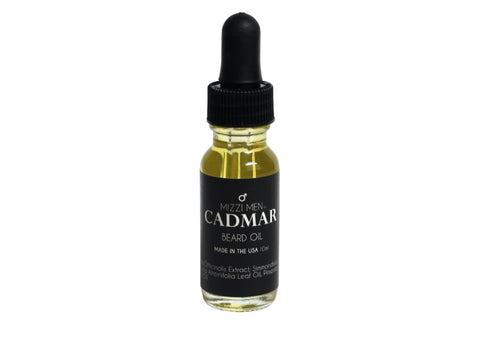New! Cadmar Beard Oil
