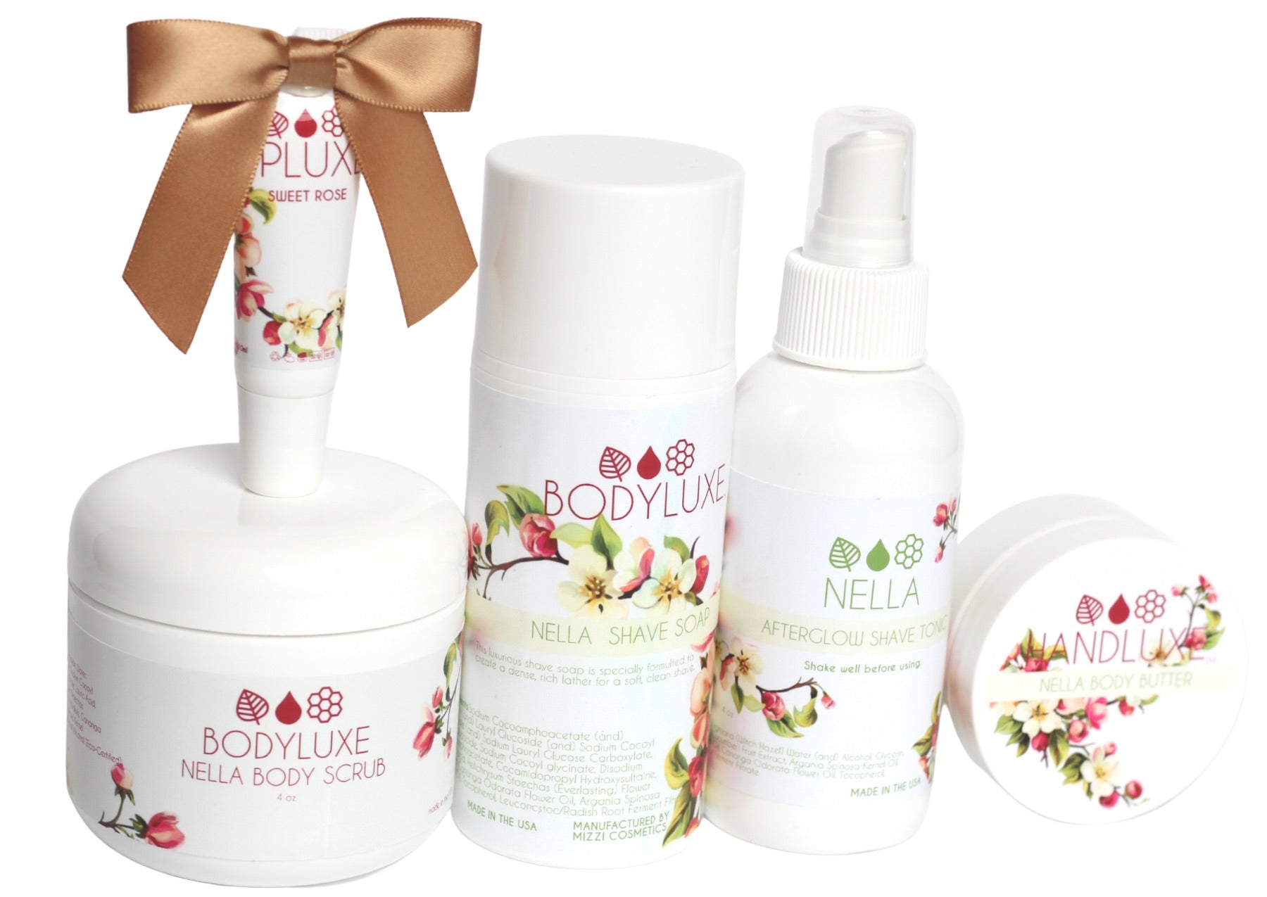 New! Nella Collection Gift Set