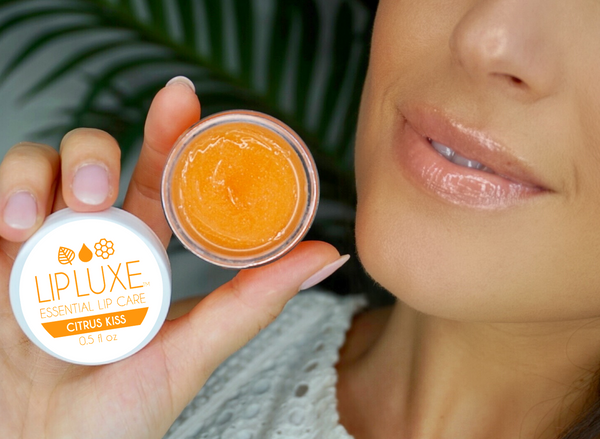 New! Citrus Kiss Lip Treatment